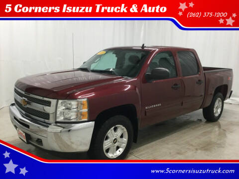 2013 Chevrolet Silverado 1500 for sale at 5 Corners Isuzu Truck & Auto in Cedarburg WI