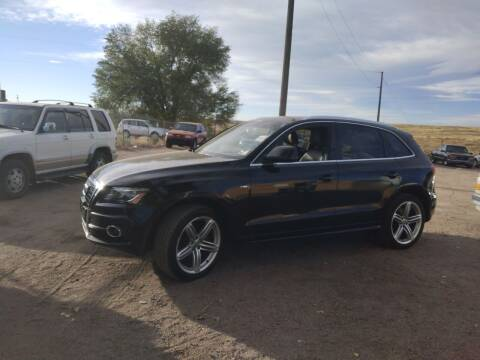 2011 Audi Q5 for sale at PYRAMID MOTORS - Pueblo Lot in Pueblo CO