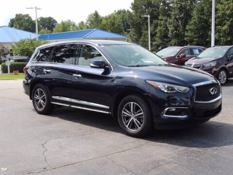 2018 Infiniti QX60 for sale at Auto Finance of Raleigh in Raleigh NC