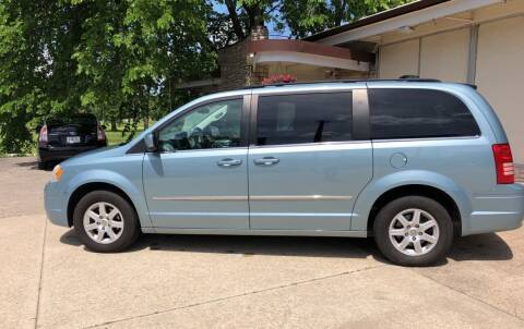 2010 Chrysler Town and Country for sale at Midway Car Sales in Austin MN