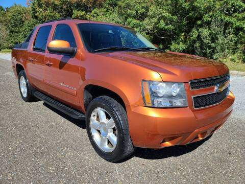 2007 Chevrolet Avalanche for sale at Premium Auto Outlet Inc in Sewell NJ