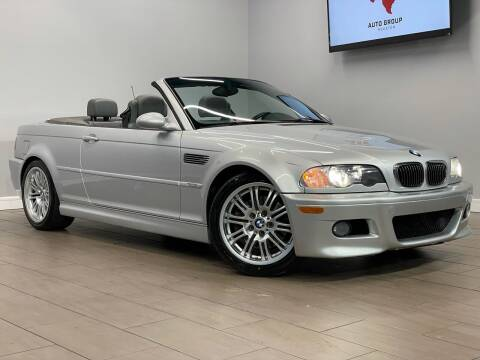2001 BMW M3 for sale at TX Auto Group in Houston TX