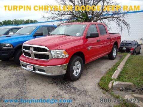 2021 RAM Ram Pickup 1500 Classic for sale at Turpin Dodge Chrysler Jeep Ram in Dubuque IA