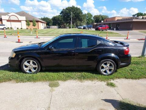 2011 Dodge Avenger for sale at D & D Auto Sales in Topeka KS