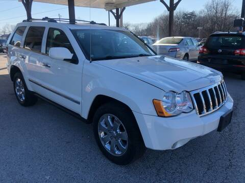 2010 Jeep Grand Cherokee for sale at Auto Target in O'Fallon MO