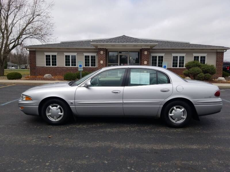 2000 Buick LeSabre for sale at Pierce Automotive, Inc. in Antwerp OH