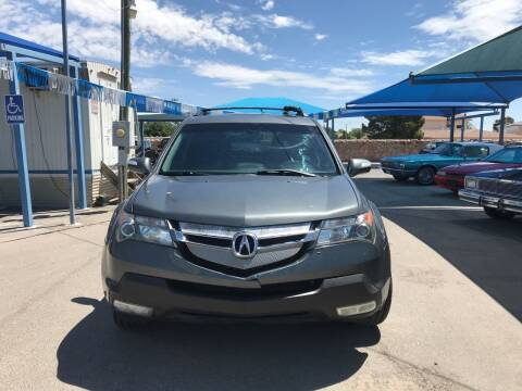 2007 Acura MDX for sale at Autos Montes in Socorro TX