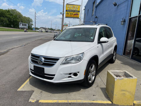 2010 Volkswagen Tiguan for sale at Ideal Cars in Hamilton OH