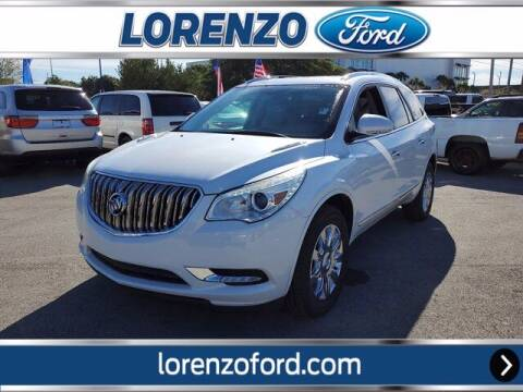2017 Buick Enclave for sale at Lorenzo Ford in Homestead FL