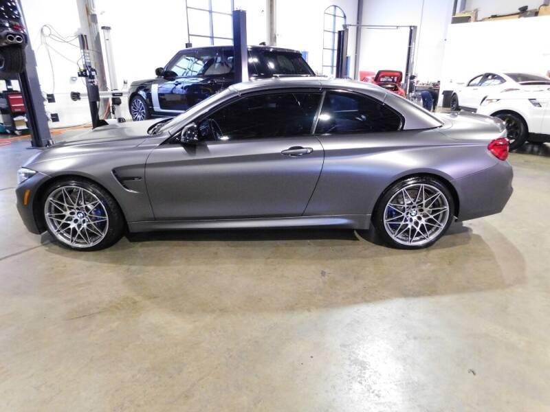 2019 BMW M4 for sale at Shedlock Motor Cars LLC in Warren NJ