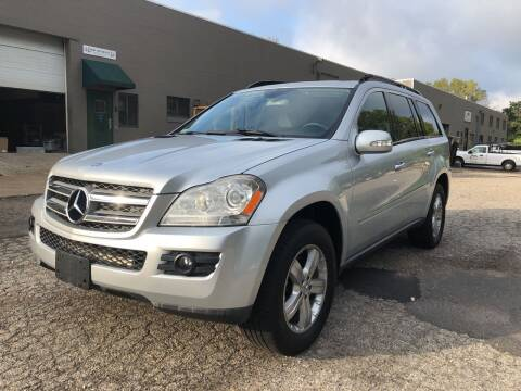 2007 Mercedes-Benz GL-Class for sale at CarsForSaleNYCT in Danbury CT