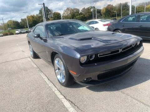 2017 Dodge Challenger for sale at Mann Chrysler Dodge Jeep of Richmond in Richmond KY