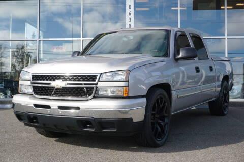 2007 Chevrolet Silverado 1500 Classic for sale at West Coast Auto Works in Edmonds WA