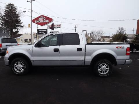 2006 Ford F-150 for sale at The Auto Exchange in Stevens Point WI