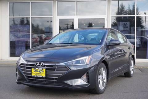 2020 Hyundai Elantra for sale at Jeremy Sells Hyundai in Edmunds WA