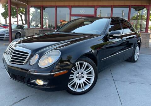2008 Mercedes-Benz E-Class for sale at ALIC MOTORS in Boise ID