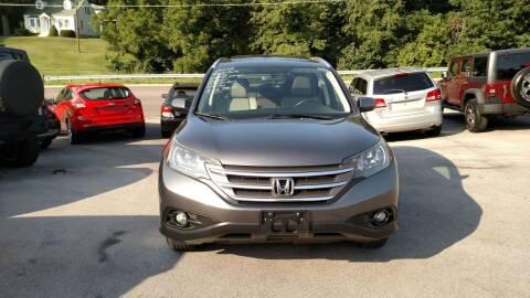 2012 Honda CR-V for sale at DISCOUNT AUTO SALES in Johnson City TN