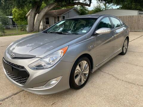 2013 Hyundai Sonata Hybrid for sale at Asap Motors Inc in Fort Walton Beach FL