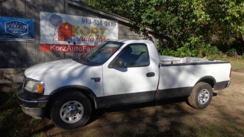 2003 Ford F-150 for sale at Korz Auto Farm in Kansas City KS