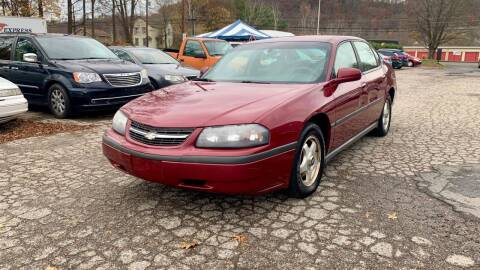 2005 Chevrolet Impala for sale at Used Cars 4 You in Serving NY