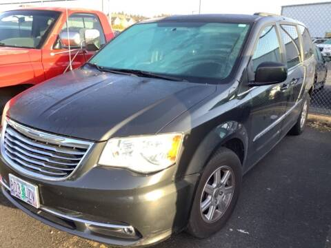 2012 Chrysler Town and Country for sale at Royal Moore Custom Finance in Hillsboro OR