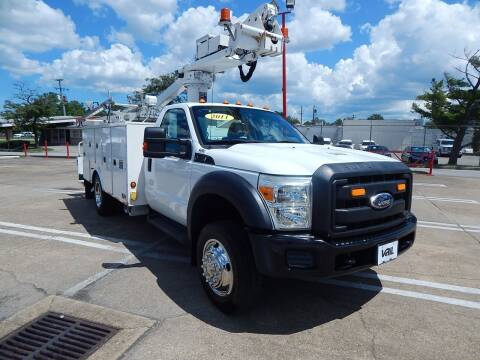 2011 Ford F-550 Super Duty for sale at Vail Automotive in Norfolk VA