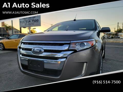 2012 Ford Edge for sale at A1 Auto Sales in Sacramento CA
