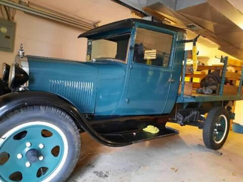 1929 Ford Model A for sale at Classic Car Deals in Cadillac MI