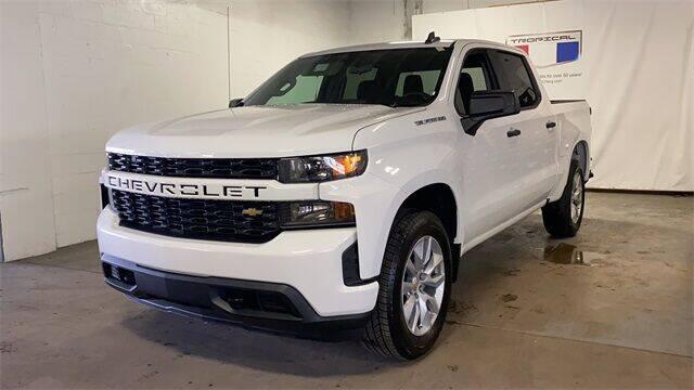 2021 Chevrolet Silverado 1500 for sale in Miami, FL