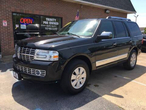 2014 Lincoln Navigator for sale at Bankruptcy Car Financing in Norfolk VA