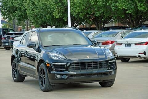 2017 Porsche Macan for sale at Silver Star Motorcars in Dallas TX