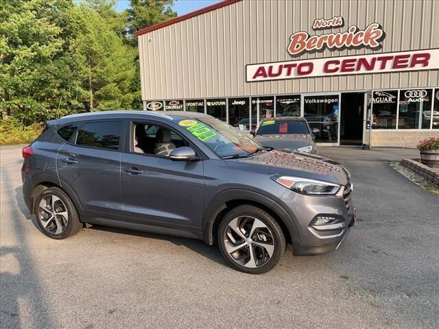 2016 Hyundai Tucson for sale at North Berwick Auto Center in Berwick ME