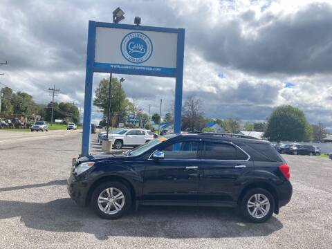2015 Chevrolet Equinox for sale at Corry Pre Owned Auto Sales in Corry PA