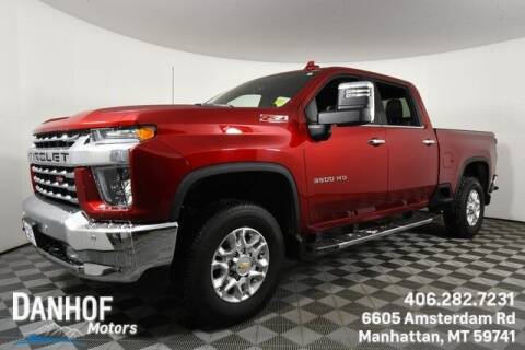 2021 Chevrolet Silverado 3500HD for sale at Danhof Motors in Manhattan MT