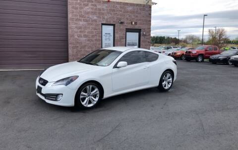 2010 Hyundai Genesis Coupe for sale at CarNu  Sales in Warminster PA