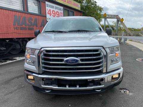 2015 Ford F-150 for sale at Nasa Auto Group LLC in Passaic NJ