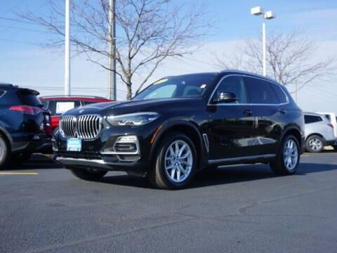 2019 BMW X5 for sale at BASNEY HONDA in Mishawaka IN