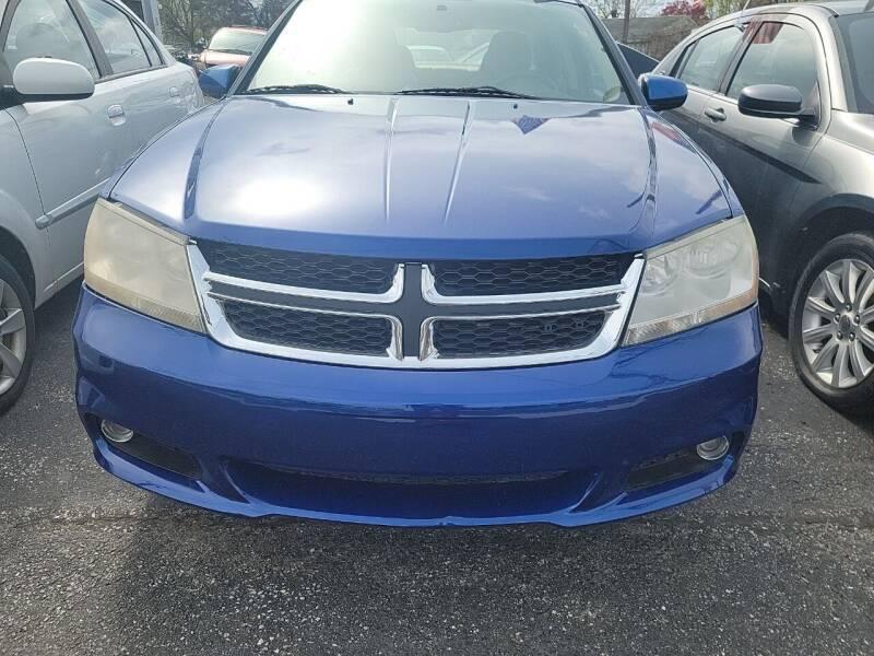 2013 Dodge Avenger for sale at Auction Buy LLC in Wilmington DE