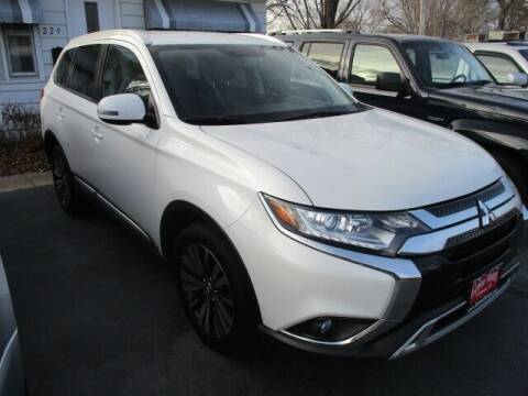 2019 Mitsubishi Outlander for sale at GENOA MOTORS INC in Genoa IL
