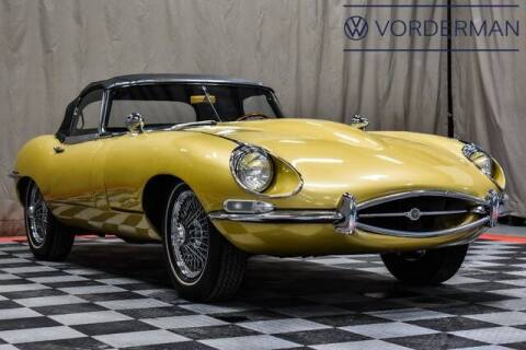 1968 Jaguar E-Type for sale at Vorderman Imports in Fort Wayne IN