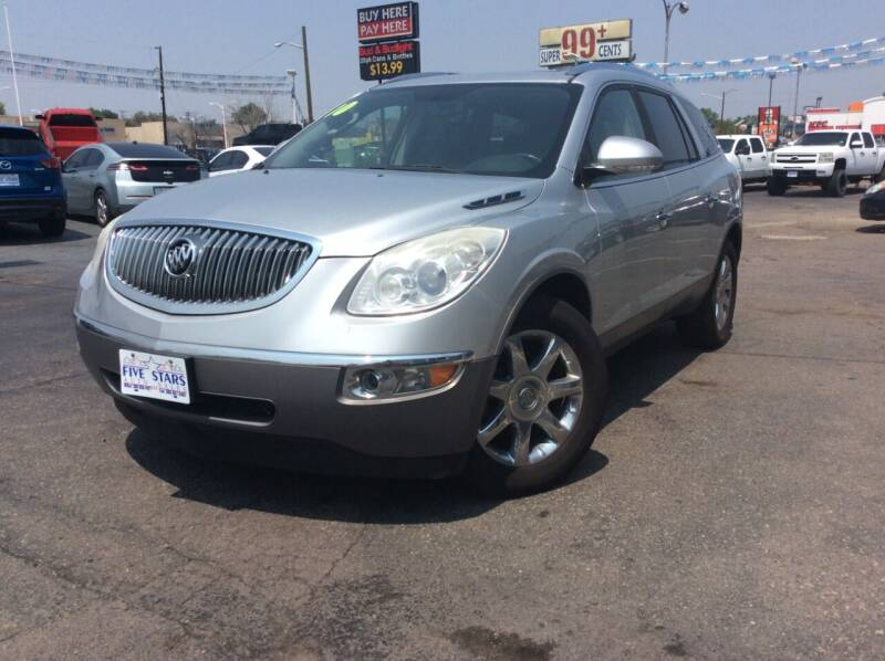 2010 Buick Enclave for sale at Five Stars Auto Sales in Denver CO