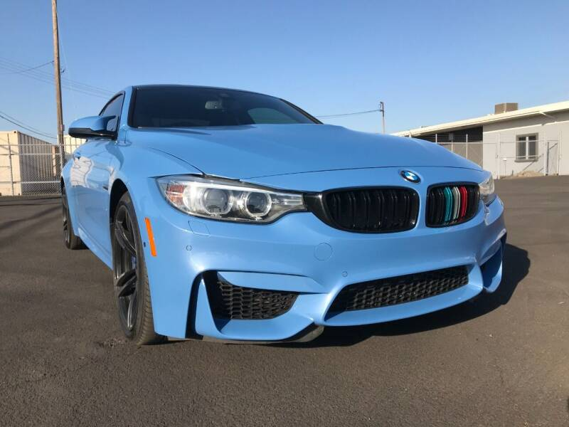 2015 BMW M4 for sale at Approved Autos in Sacramento CA
