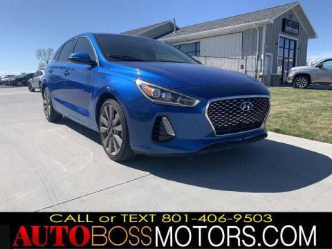 2018 Hyundai Elantra GT for sale at Auto Boss in Woodscross UT