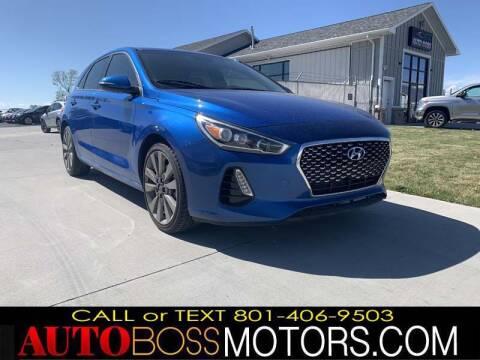 2018 Hyundai Elantra GT for sale at Auto Boss in Woodscross UT