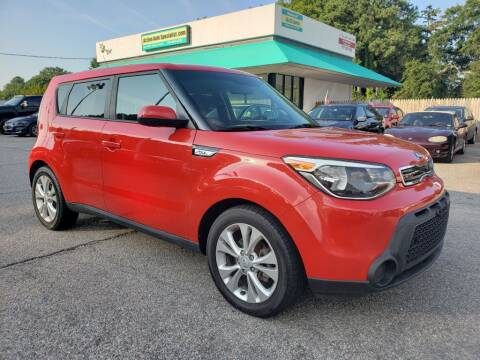 2015 Kia Soul for sale at Action Auto Specialist in Norfolk VA