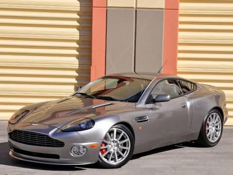 Aston Martin V12 Vanquish For Sale In Royal Palm Beach Fl Sl Motors