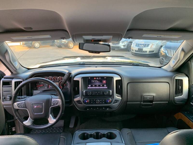 2014 GMC Sierra 1500 4x2 SLT 4dr Crew Cab 5.8 ft. SB - Houston TX