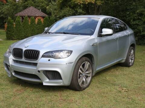 2013 BMW X6 M for sale at Professionals Auto Sales in Philadelphia PA