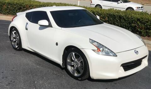 2009 Nissan 370Z for sale at Weaver Motorsports Inc in Cary NC