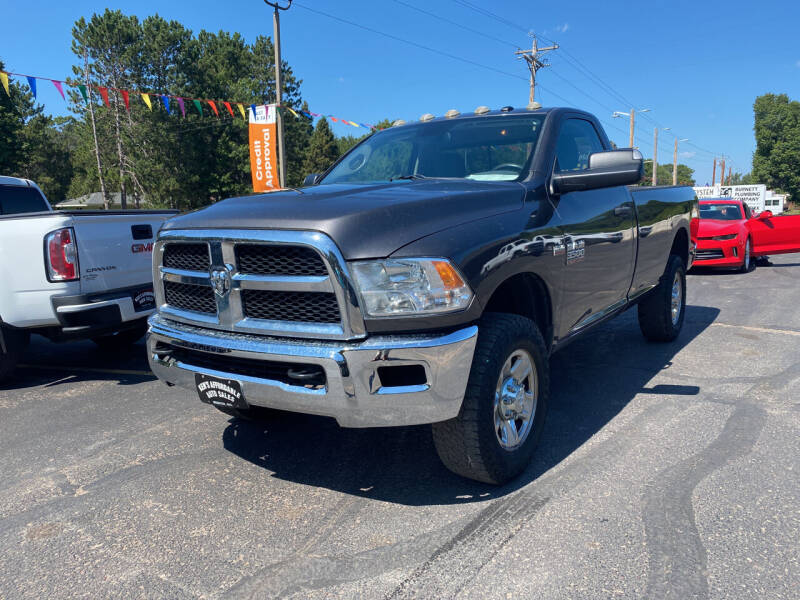 2014 RAM Ram Pickup 3500 for sale at Affordable Auto Sales in Webster WI